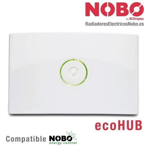 Radiadores-electricos-noruego-Nobo-ecoHUB