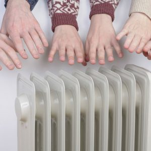 Calefaccion integrada