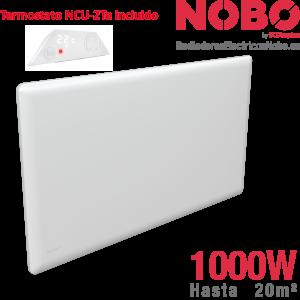 Radiadores-electricos-noruego-Nobo-1000w-termostato incluido