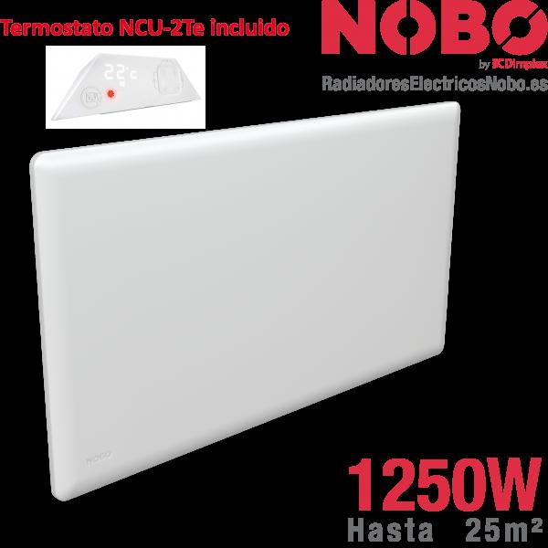 Radiadores-electricos-noruego-Nobo-1250w-termostato incluido