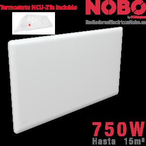 Radiadores-electricos-noruego-Nobo-750w-termostato incluido