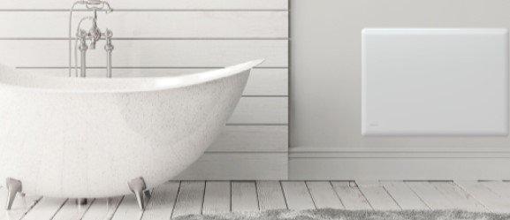 radiadores eléctricos Nobo baño