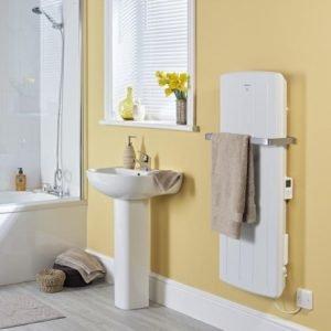 radiador toallero blanco