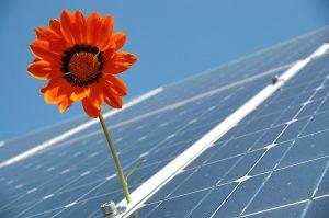 cambio climatico energia solar